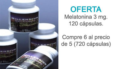 Melatonina 3 mg